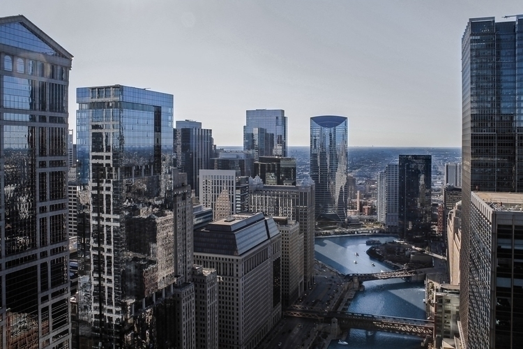 Chicago, Photography, MarinaCity - ninasventure   ello