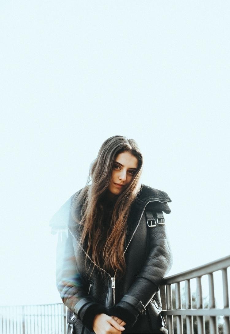 Cold sunny day Model Zara - Portrait - pierre_jpg | ello