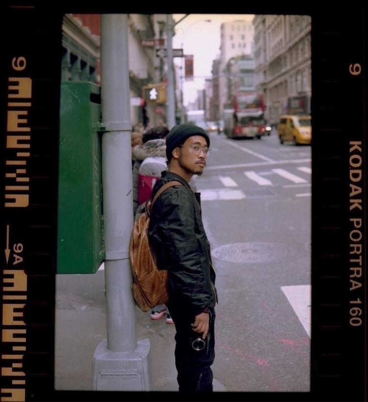 Tim  - 35mm, fashion, nyc, streetstyle - lorenzomitil | ello