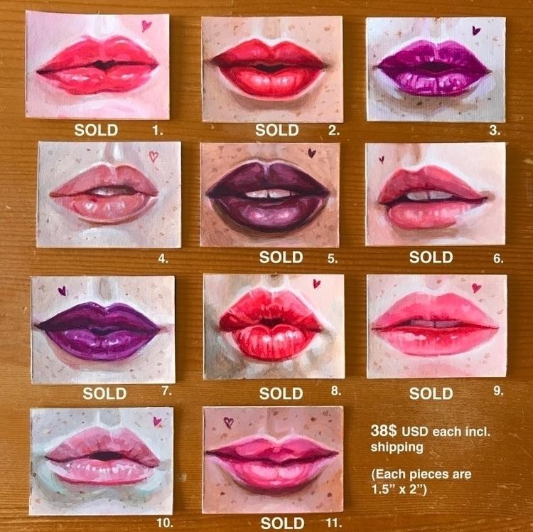 decided kisses year day!! kiss - edithlebeau | ello