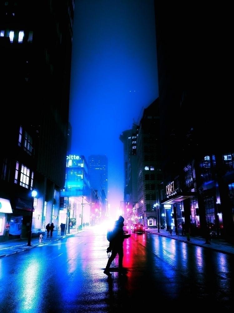 Nighttime walks - dewucme | ello