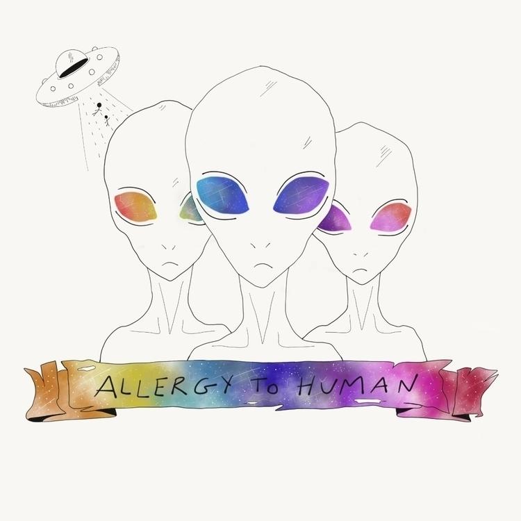Allergytohuman - adobe, sketch, penup - limpedhiel | ello
