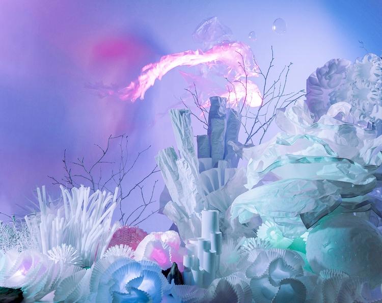 Corals Idea, design photo: Sash - die_sasha | ello