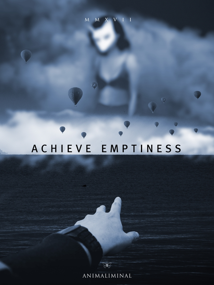 Achieve Emptiness 102 - depression - karthikvernekar | ello