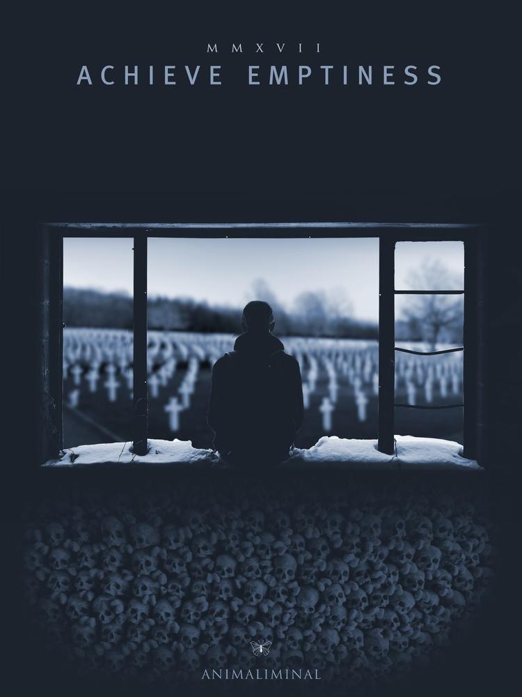 Achieve Emptiness 105 - depression - karthikvernekar | ello