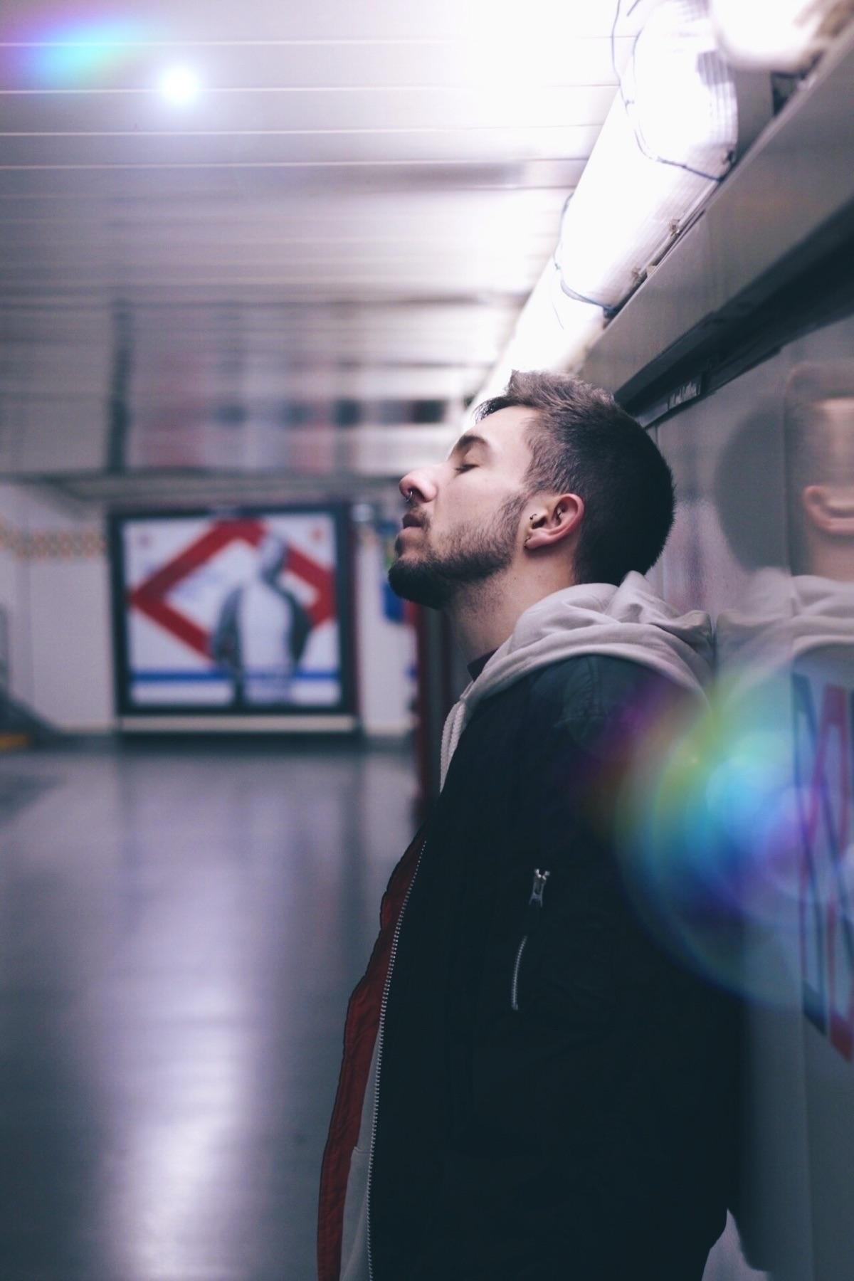 metro, amigo, Borja, love, sentir - troxsa | ello