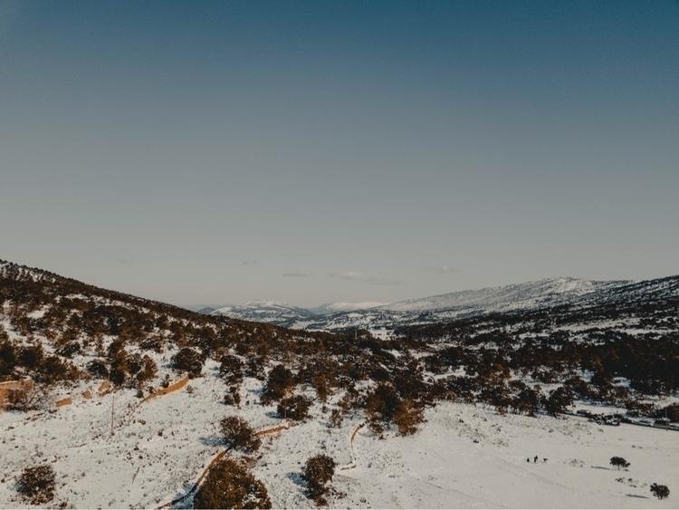 SNOW :snowflake:️ - snow, mountain - alff   ello
