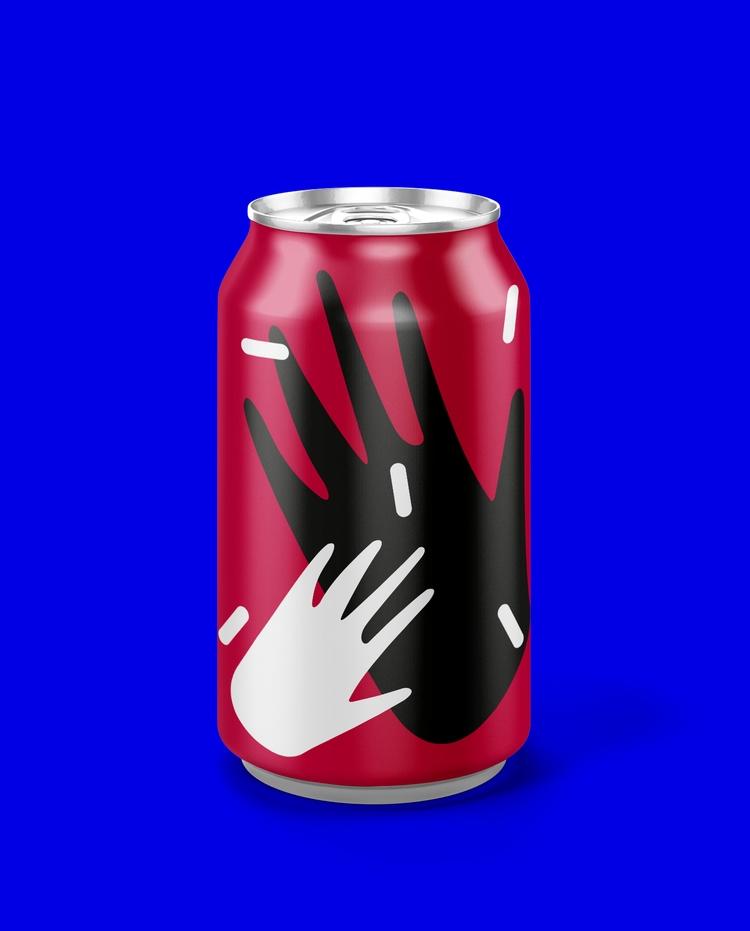 Care Products - Illustration, sodacan - zascalon | ello