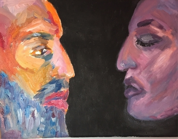 Nadia Ahmed artist based Chicag - nhahmed | ello