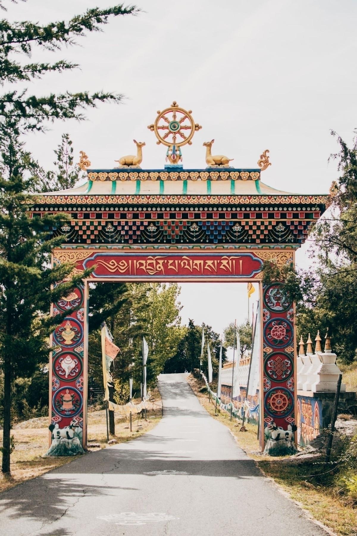 Panillo - Budism, Architecture, Building - caeshoot | ello