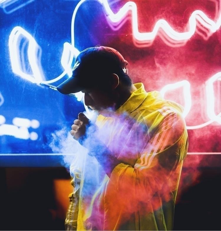 coughing season strikes - neonmaster - neonhunter | ello