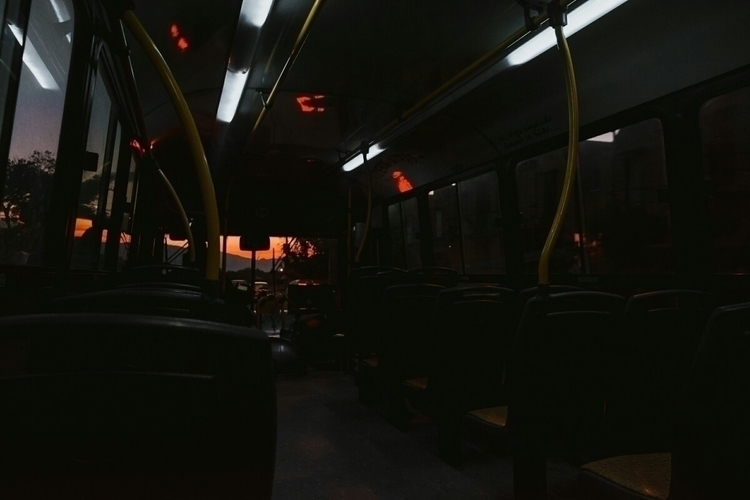 Bus, Jujuy, 7AM, Morning, Sun - ezequiel_medina2 | ello