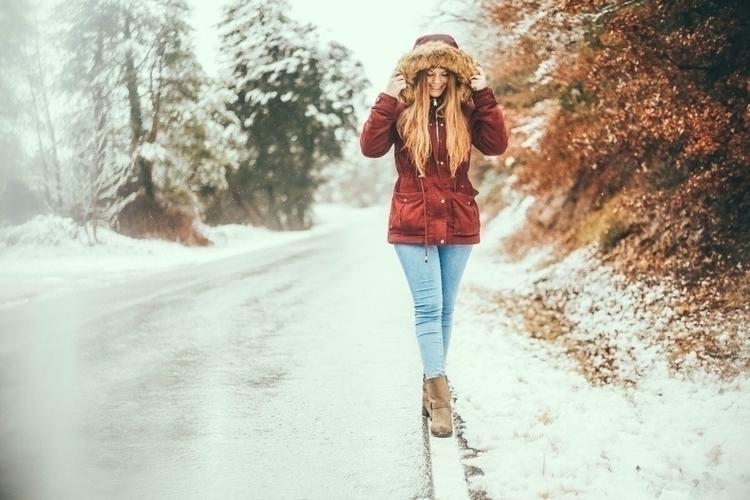 Snow day:snowflake:️ film - devonartph - jennivazquez5 | ello