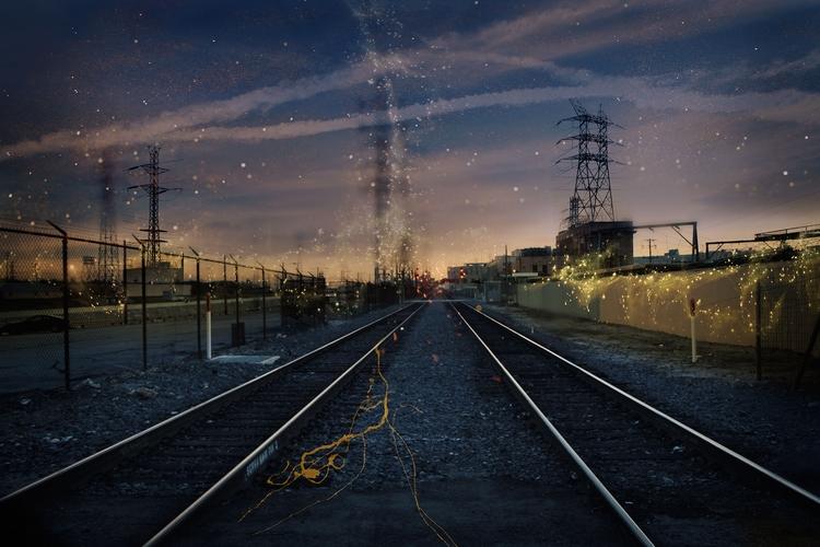 Untitled - losangeles, industrial - shannonblack | ello