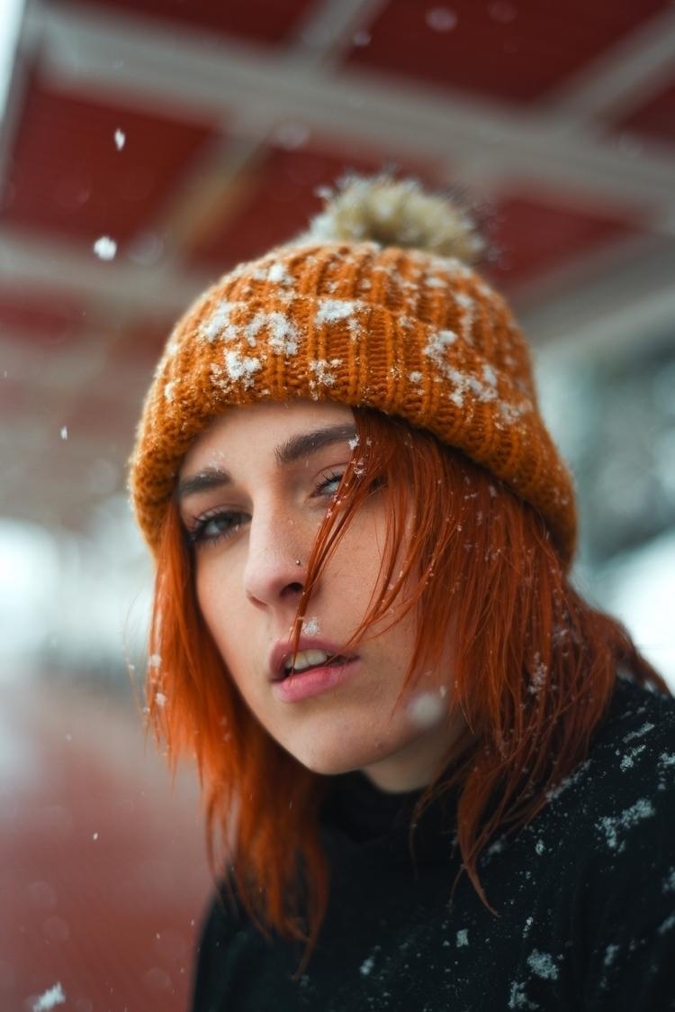 Instagram: Model: snow, snow - art - aliburton | ello