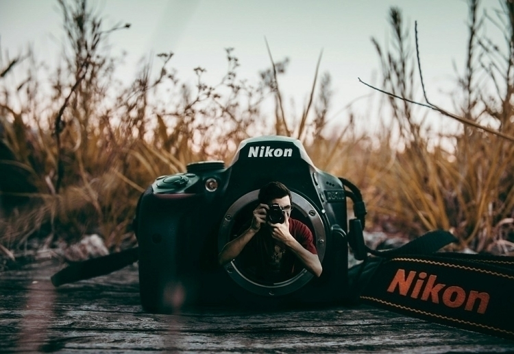 Montaje, Photoshop, Nikon, Camera - tiagoprato | ello