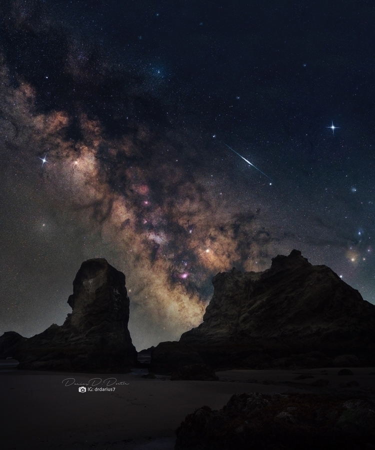 Bandon - astro, astrophotography - drdarius7 | ello