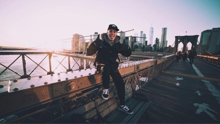 York Vibes - newyork, city, sunset - lasfotosdexus | ello