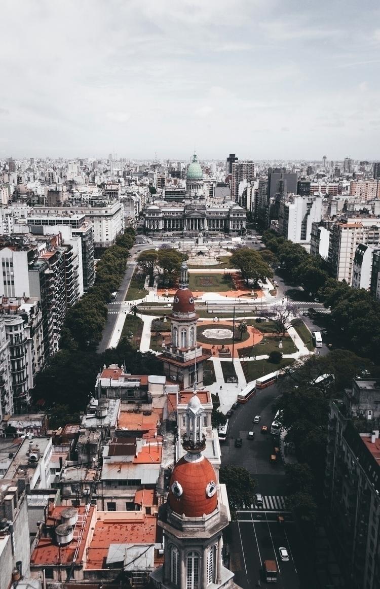rooftop, argentina, photography - cronopiodemarte | ello