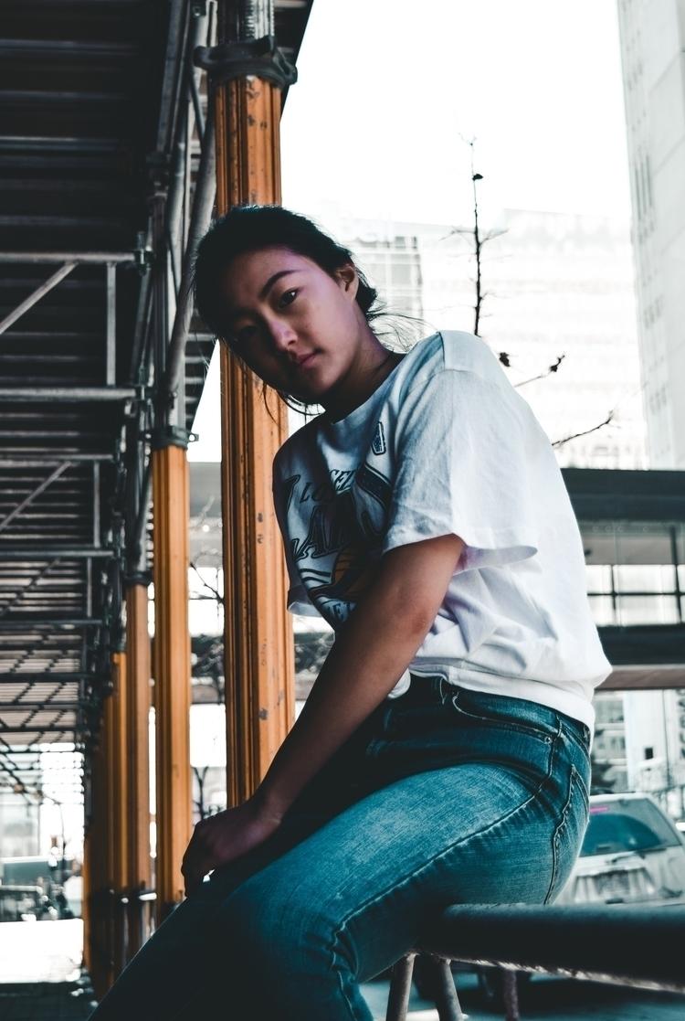 subpar street photographer ;).  - tanji_c | ello