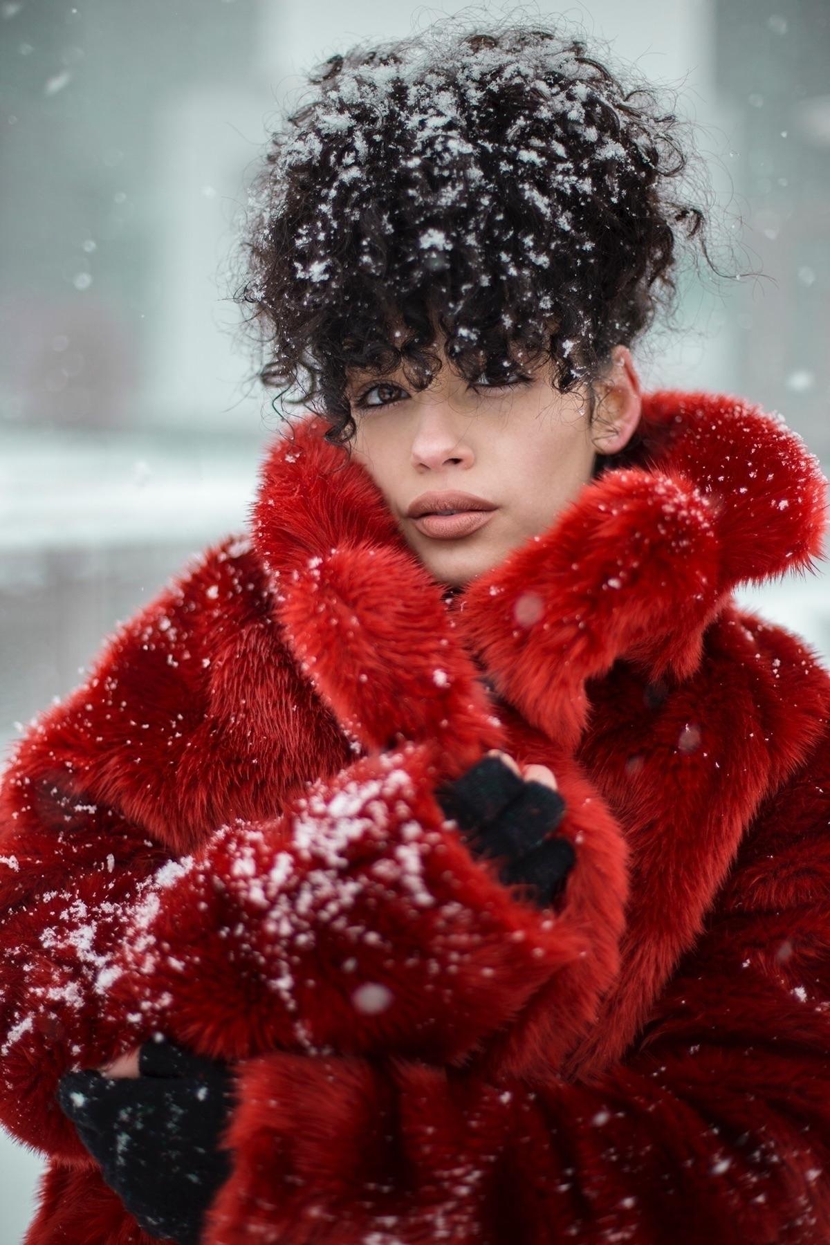 Snow days NYC - edwardanthonyphotography   ello