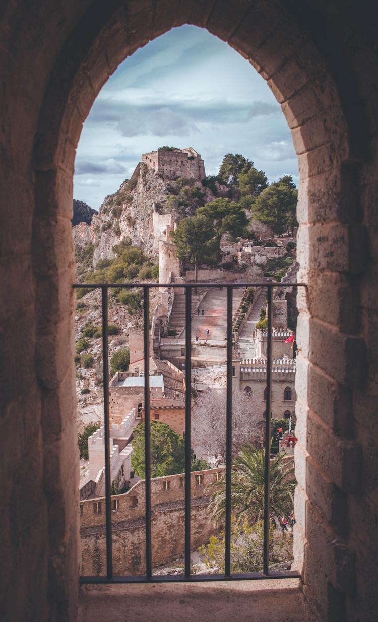 Castle Xàtiva - juantoledoj | ello