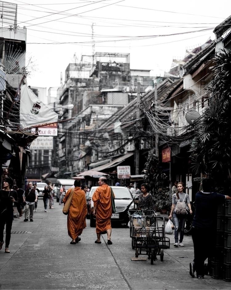 Bangkok - city, street, streetphotography - jaywa | ello