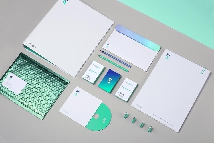 Medspire company based Warsaw,  - foxtrotstudio | ello