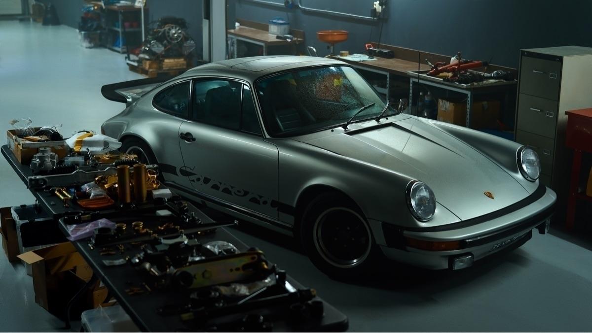 Porsche Carrera 2.7 lot - melvinwinkeler | ello