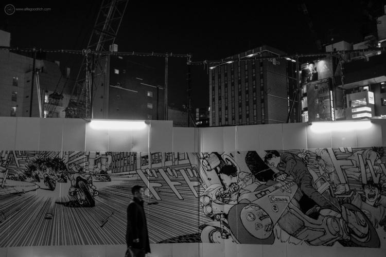 Walks Fuji X100: Akira Shibuya  - alfiegoodrich | ello