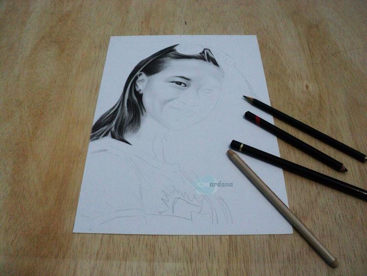 djani ardana sketch drawing - djaniardana - djaniardana | ello