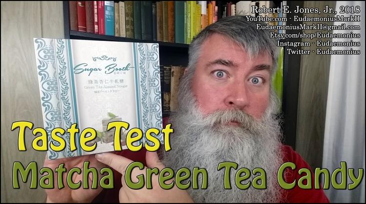 Taste Test - MATCHA GREEN TEA N - eudaemonius | ello