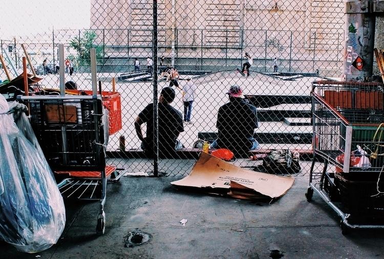 LES Skate Escape Situated bridg - brdgt_   ello