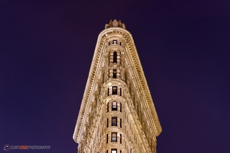 cool building. spend days - newyorkcity - clintloseephoto | ello