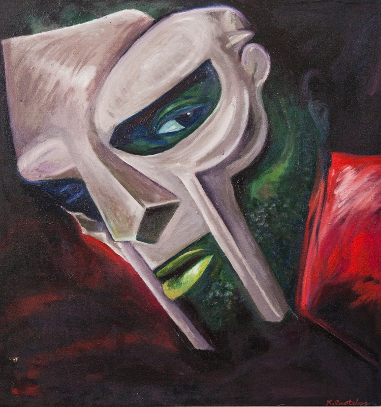 MF Doom - Dooms Daie - misskriskillz | ello