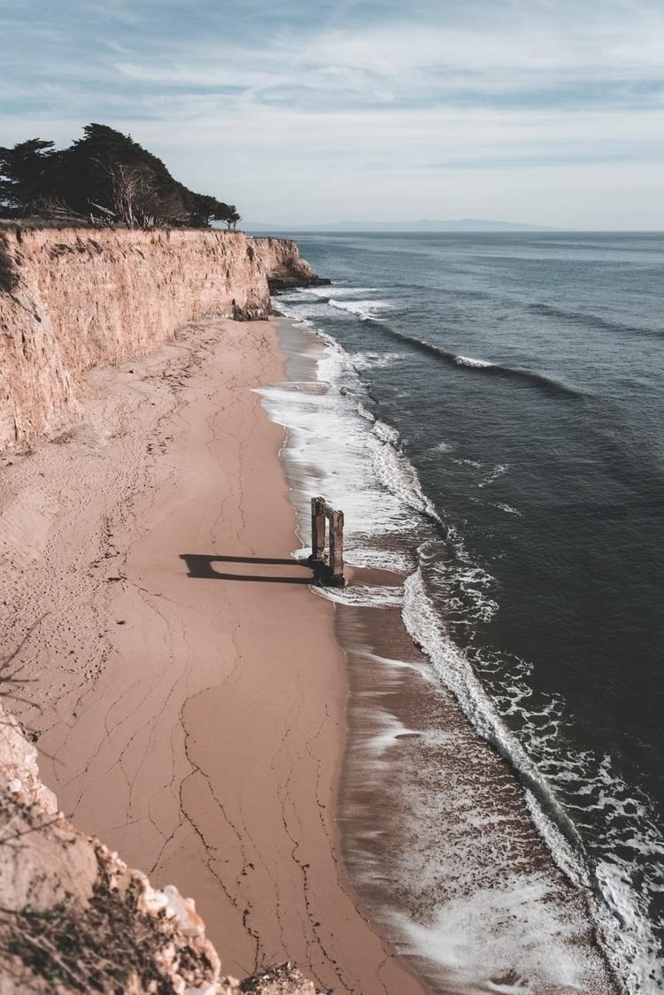 photo ocean comforting scary ti - willivmkenyon | ello
