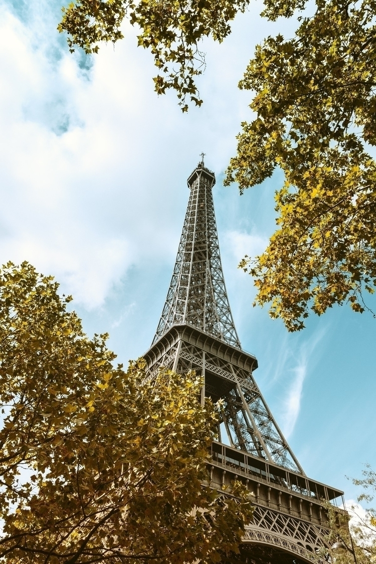 París :tokyo_tower:, Francia - paris - srpo | ello