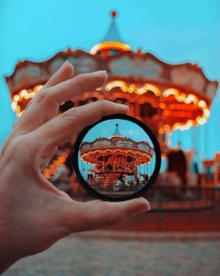 :round_pushpin:Tibidabo Pentax  - imedelweis | ello