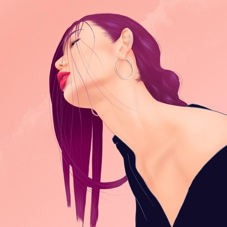 beauty neck - nanwray | ello