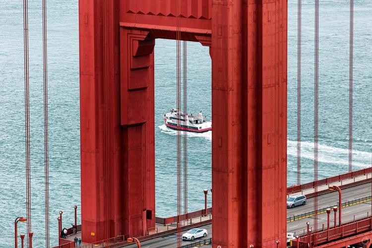 Obligatory shot Golden Gate Bri - aaronchang | ello