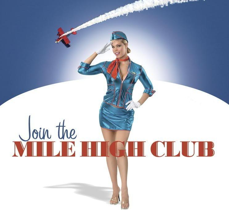 "Mile High Club ""Agent Chastity  - slut-problems 