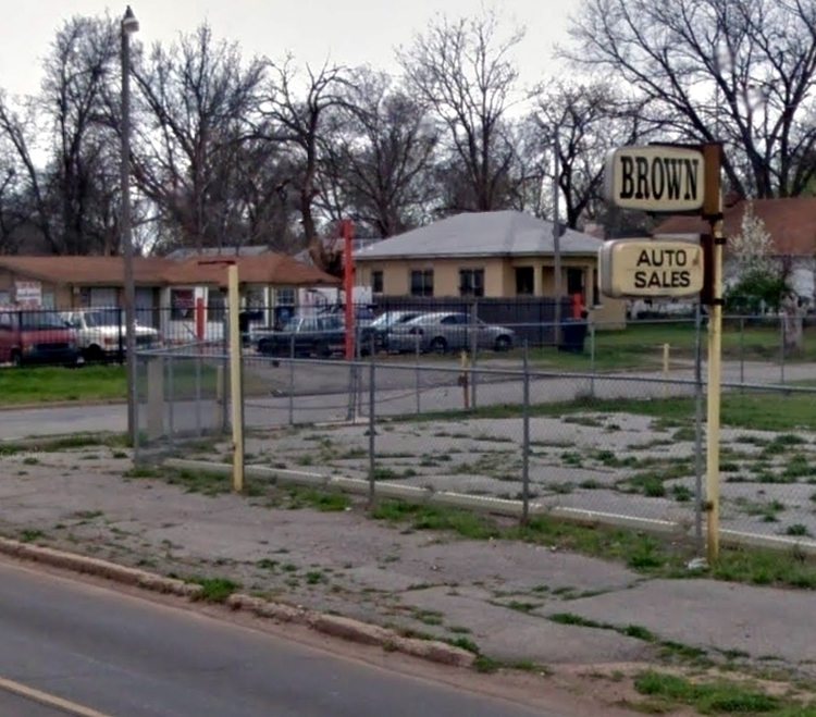 South Robinson Avenue, Oklahoma - dispel | ello