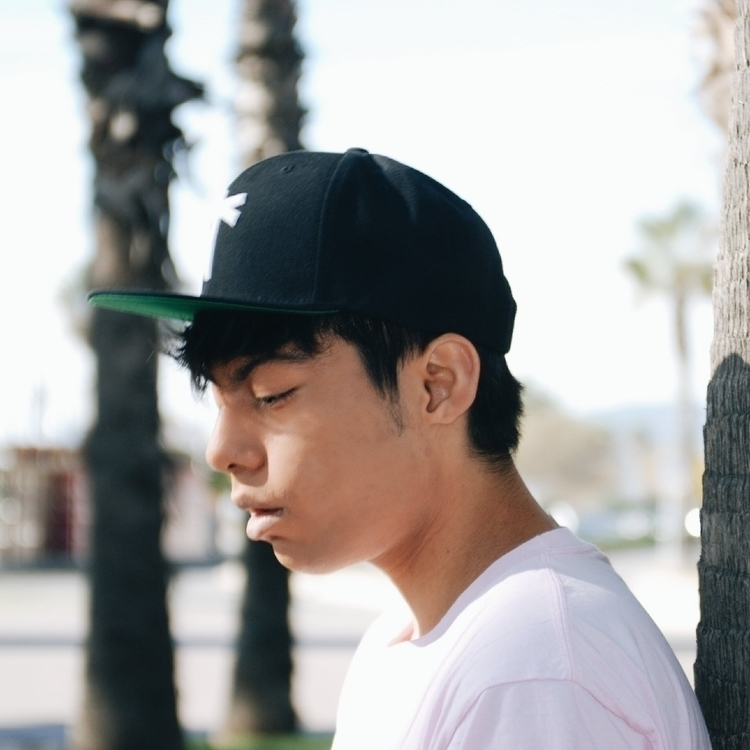 hat, palm, boy, fashion, swag - itsnachomartinez | ello