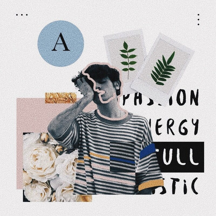collage, digitalart, illustration - yuu | ello