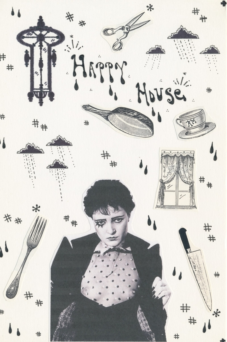 wonderful works Russell Manning - papiergedanken-collage-art | ello