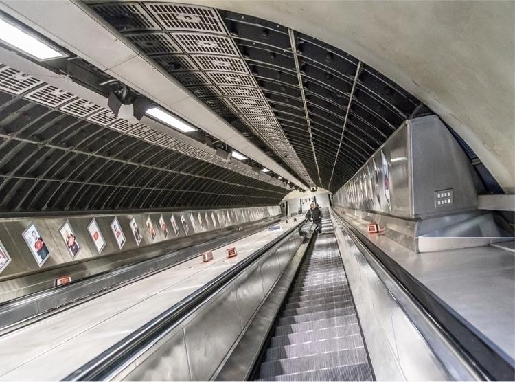 Goin underground subterranea - subway - russelltaylorphotography | ello