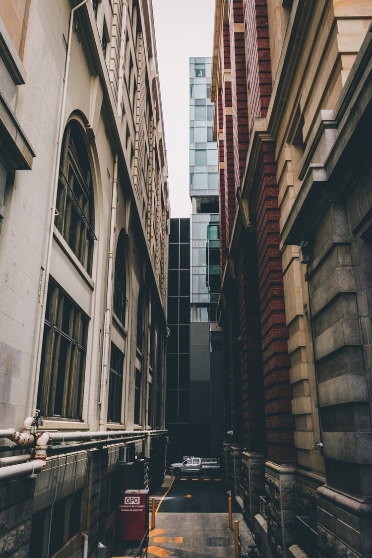 """ALLEY - street, urban, canon, photography - nickhutchings 