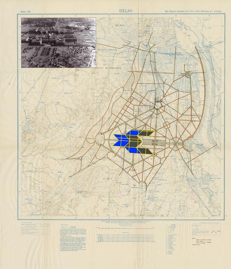 Examining geometry City - Scale - charles_3_1416 | ello