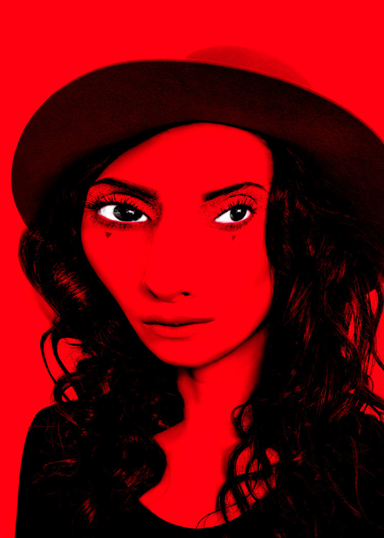 Title: girl RED Owner: Sabrina  - lightmaniac | ello