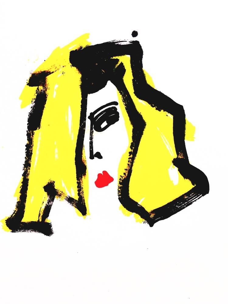 prints - art, artists, portraits - jkalamarz | ello
